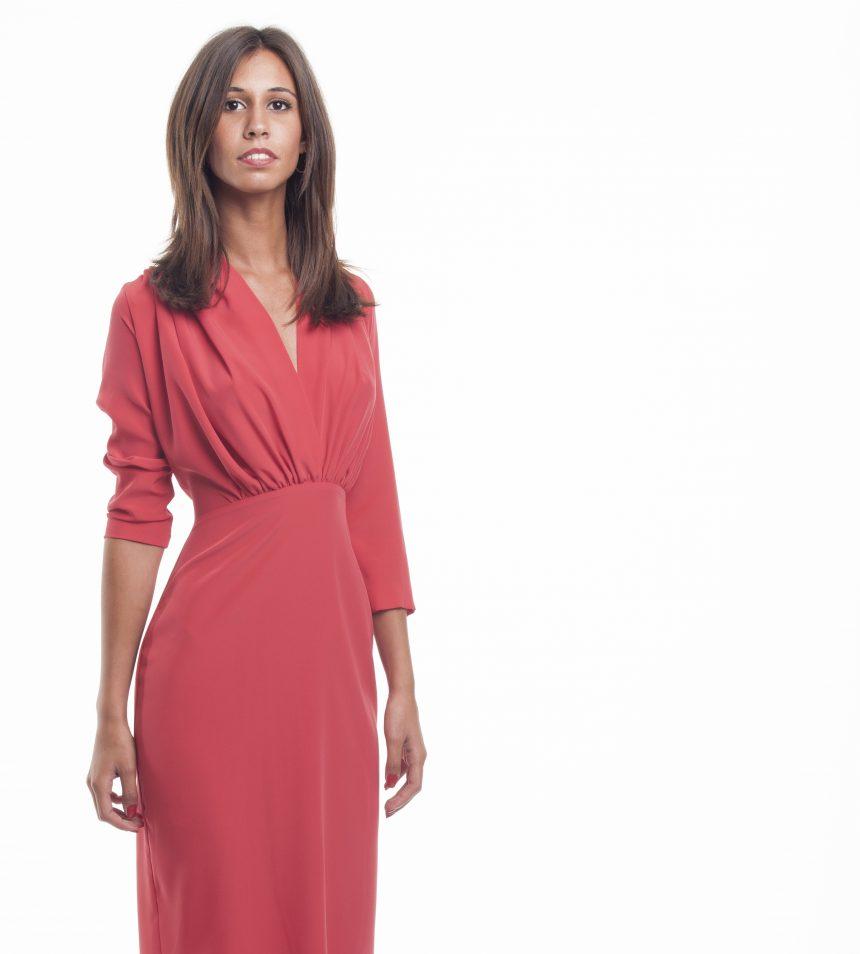Único Vestido De Novia Rojo Lydia Deetz Fotos - Colección del ...